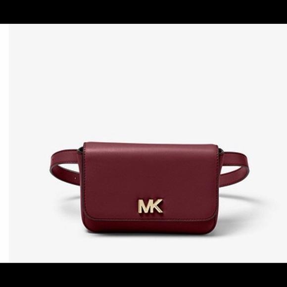 2c4bcc162891 Michael Kors Mott Belt Bag